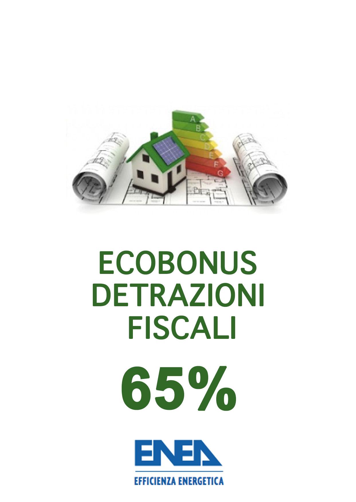 Pratiche detrazioni fiscali enea 65 seguiamo la tua pratica for Enea detrazioni fiscali 2016