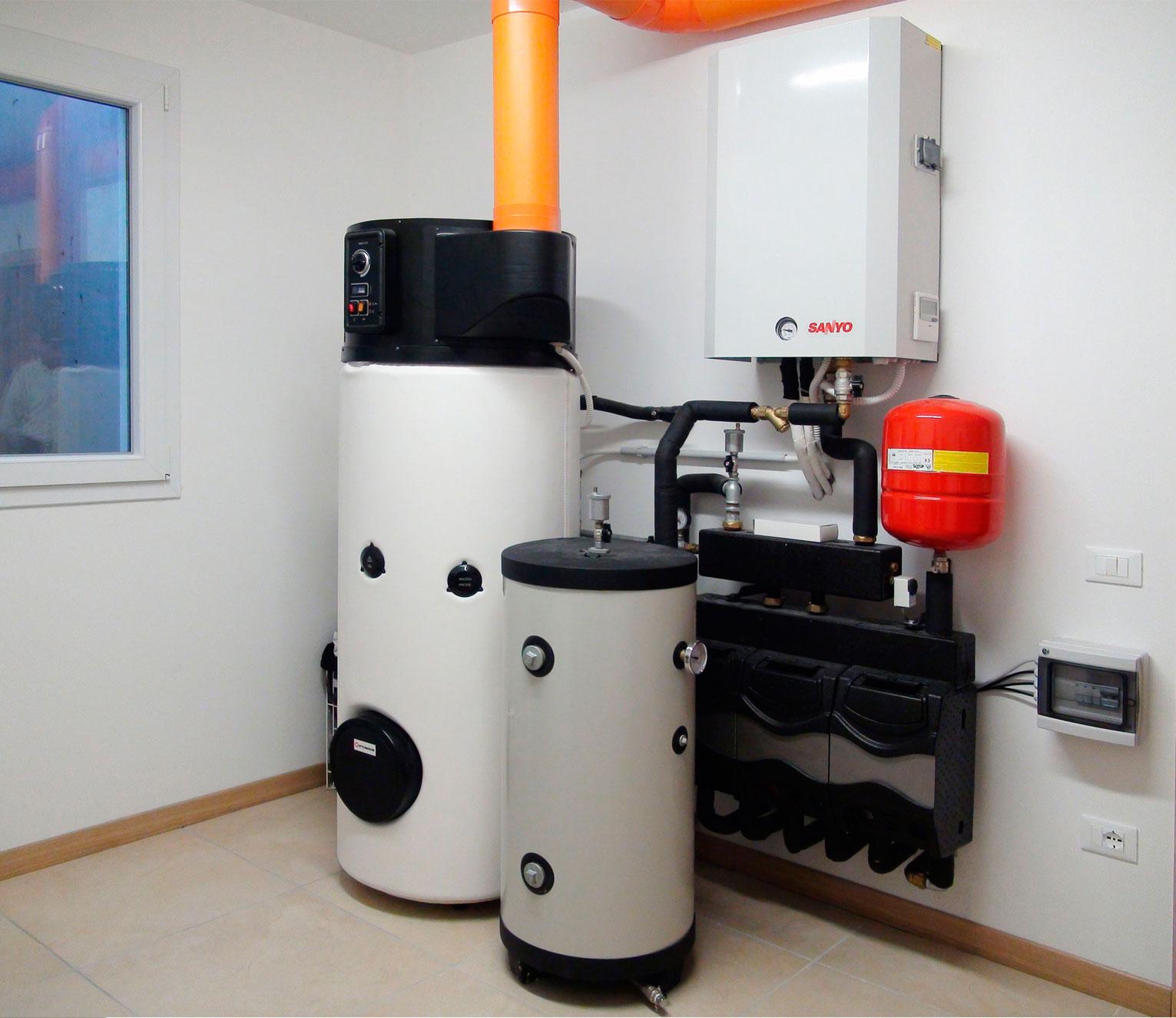 Pompa di calore incentivata con il conto termico predeion for Impianto di riscaldamento con pompa di calore