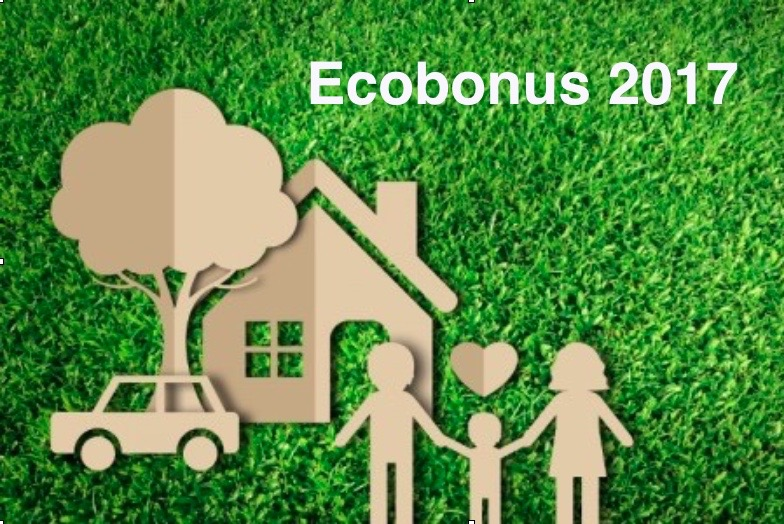 Ecobonus 2017 tutte le novità