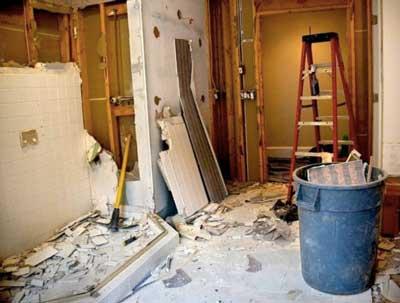 ristrutturazione edilizia - lavori in casa